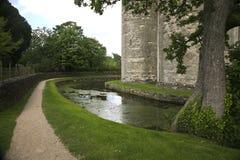 Somerset-Schloss Lizenzfreies Stockbild