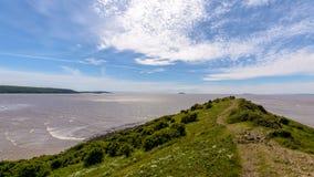 Somerset Seascape C image libre de droits