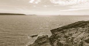 Somerset Seascape E photo stock