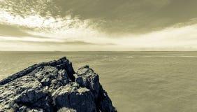 Somerset Seascape G images libres de droits