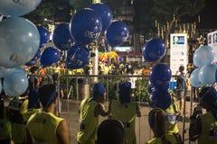 Somerset Standard Chartered Marathon Fotos de Stock