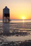 Somerset sunset Royalty Free Stock Photos