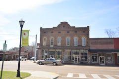 Somerville Tennessee rynku budynek zdjęcie stock
