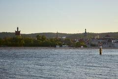 somethere dichtbij Tallinn, Estland royalty-vrije stock afbeelding