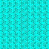Rectangular patterns are composed of many triangles. Something like  Rectangular patterns are composed of many triangles Royalty Free Stock Photo