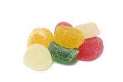 Somewhat kokusochkov fruit jellies Stock Image