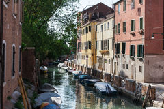 Somewhere In Costello. Another reason to get lost in Venice royalty free stock image