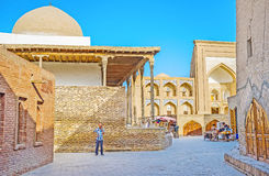 Somewhere in Khiva Royalty Free Stock Photography