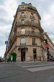 Somewhere in Paris Stock Images