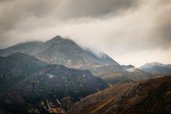 Somiedo βουνά Στοκ Εικόνες