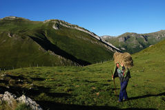Somiedo. Asturias Stock Photography