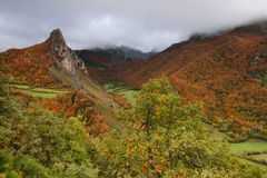 Somiedo natural park in Asturias, spain Stock Photography