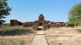 Somingyi Kyaung. Bagan. Myanmar. Stock Photos