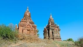 Somingyi Kyaung. Bagan. Myanmar. Royalty Free Stock Image