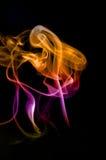 Somke abstracto Imagen de archivo