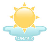 Sommar Fotografering för Bildbyråer