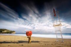 sommar för avskedhdr iii Fotografering för Bildbyråer