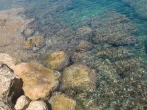 Sommar för havslopp arkivbild