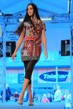 sommar för modemodell Royaltyfria Foton