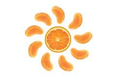 Sommar frukter, lopp, sol - begrepp Royaltyfri Foto