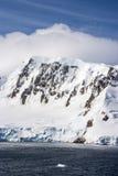Sommar i Antarktis Arkivfoton