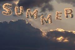 Sommar arkivbilder