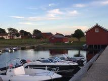 Sommar Norge Royaltyfria Bilder