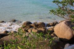 Sommar och hav Royaltyfria Bilder