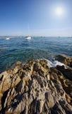 Sommar på havet Royaltyfri Bild