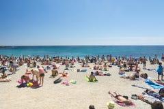Sommar på stranden Royaltyfri Foto