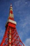 2011 sommar taget tokyo torn Arkivfoton