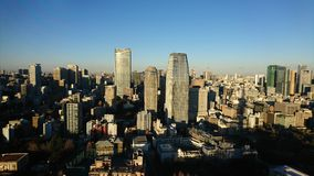 2011 sommar taget tokyo torn Royaltyfria Foton