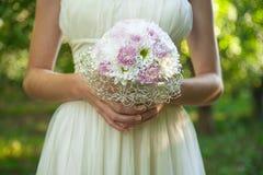 Sommarbröllop Royaltyfria Bilder