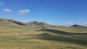 Sommardag i bergen Royaltyfri Foto