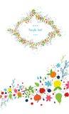 Sommardekor Royaltyfri Fotografi