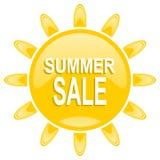Sommarförsäljning Arkivfoton