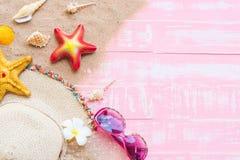 Sommarferie och semesterbegrepp arkivbild