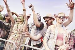 Sommarfestival arkivbilder