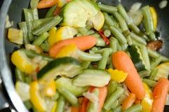 sommargrönsaker Royaltyfri Bild