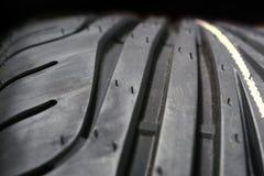 Sommargummihjul för hög kapacitet Arkivbild