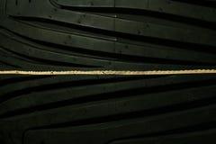 Sommargummihjul för hög kapacitet Royaltyfri Bild