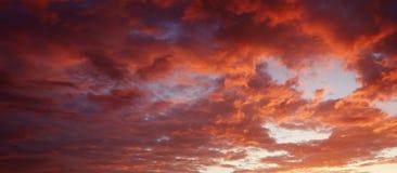 Sommarhimmel arkivfoto