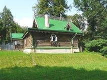 Sommarhus i Abramtsevo konstnärer Fotografering för Bildbyråer