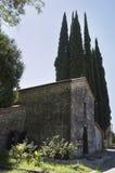 Sommarlopp i Abchazien sights Royaltyfria Bilder
