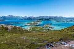 Sommaroy in Troms, Norway, Royalty Free Stock Photo
