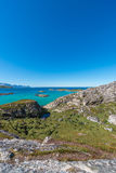 Sommaroy in Troms, Norway, Royalty Free Stock Photography