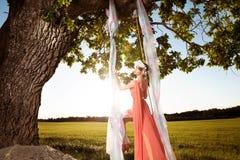 Sommarskönhetstil Royaltyfri Bild