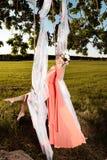Sommarskönhetstil Royaltyfri Fotografi