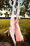 Sommarskönhetstil Royaltyfria Bilder