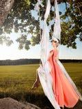 Sommarskönhetstil Royaltyfri Foto